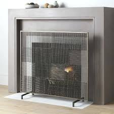 tall fireplace screens 40 inch chiefmo