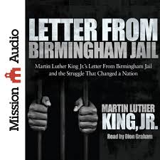 Letter from Birmingham Jail: Martin Luther King Jr., Dion Graham ...