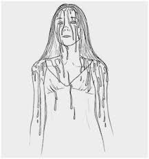 Scary Coloring Pages For Adults Awesome Scary Halloween Coloring