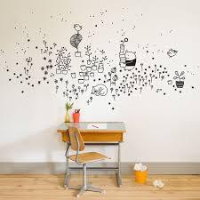little rascals children s wall sticker