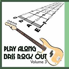 play along bass rock out volume 3 by play along