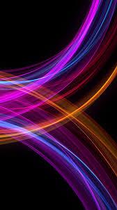 AMOLED neon waves [1080x1920] live ...