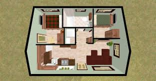 Small Picture 2 Bedroom House Floor Plans Philippines two bedroom house plan in