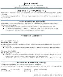 Emergency Nurse Resume New Emergency Room Nurse Resume Beautiful Emergency Room Nurse Resume Er