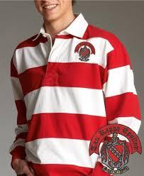 greek classic rugby shirt