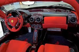 ferrari enzo interior. one off ferrari enzo in carbon black for sale interior