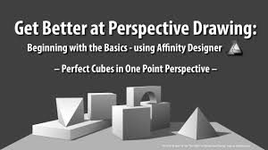 Get Better At Perspective Drawing Beginning With The Basics Using
