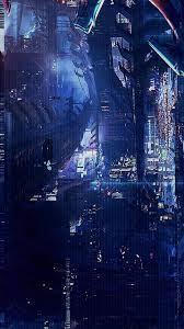 Digital World Anime Art Illust Urban ...