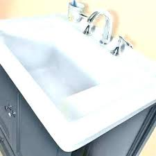 Deep Laundry Sink Fearsome Picture Concept    M70