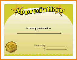 Certificates Funny 10 Free Funny Award Certificates Quick Askips