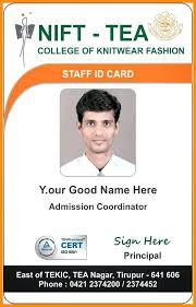 School Id Template Identity Card Template School Id Powerpoint Jjbuilding Info