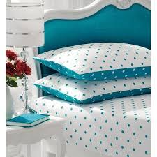 polka dot stripe and check ed sheet percale cotton 14 colours 3 sizes