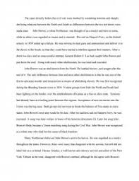 john brown dbq college essays zoom zoom zoom