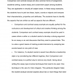 high school purpose audience tone and content writing for  high school cover letter comparing and contrasting essay example comparing and 6 1 purpose