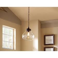 allen roth bronze pendant light for kitchen island pendant lighting