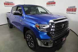 New 2018 Toyota Tundra Limited 2WD Crew Cab Pickup in Escondido ...
