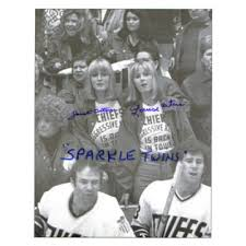 Slapshot Quotes Classy SlapShot Movie Signed Picture Charlestown Chiefs SPARKLE TWINS