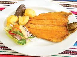 High Quality Trucha Frita