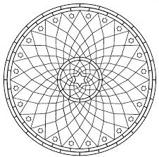 Free Mandala Coloring Pag Telematik Institutorg