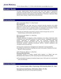 law enforcement security officer resume example qualifications and career  accomplishments security officer career objective examples protection