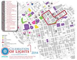 Las Cruces Light Parade Route Guide To The Celebration Of Lights 2014