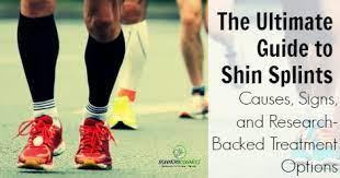 pain shin splints for runners