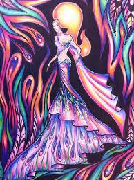 abstract drawing abstract drawings drawing by natasha russu