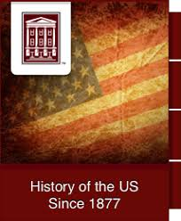 history of the us since course by missouri state great history course