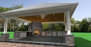 pool cabana interior. Outdoor Cabanas Designs | Close-up View Of The Cabana. Included In . Pool Cabana Interior E
