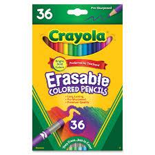 Walmart Erasable Colored Pencils L