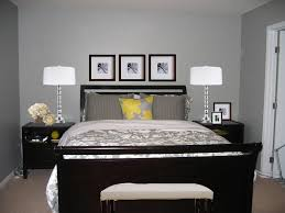 Bedroom Ideas For Small Rooms Wwwdecorstatecom Bedroom - Grey wall bedroom ideas