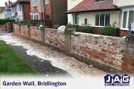 garden wall bridlington jag wall