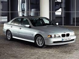 Automotive Database: BMW 5 Series (E39)