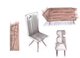 Industrial Design Chairs Exquisite 5 Chair Ideation Sketch