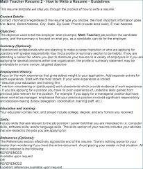 Math Tutor Resume Cool Math Tutor Resume Beautiful Resume Summary Section Wtfmaths