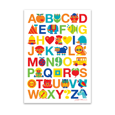 Poster ABC by byGraziela in the ...
