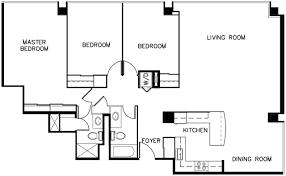 3 Bedroom, 3, 2, $1025, 1490, View Plan.