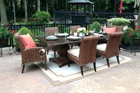 weatherproof patio furniture rattan effect best sets clearance set deals indoor outdoor full siz