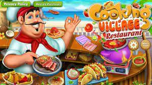 Trò Chơi Nấu Ăn Bán Hàng Hamburger | Cooking Village | Cooking Game nấu ăn  cho bé gái hay nhất #56 | Hướng dẫn nấu ăn ngon tại nhà - Trang thông