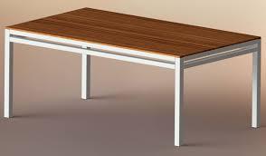 wood metal dining table. Gala_dining_wood36x60_large Wood Metal Dining Table N