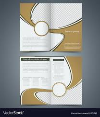019 Brochure Templates Free Download Publisher Template