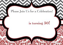 free printable th surprise birthday invitation template photos on free printable 50th birthday invitations templates