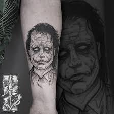 Tetování Na Předloktí Joker
