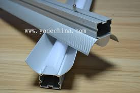 china ceiling profile aluminum profile with opal matte diffuser for led strip light profile china led aluminum profile u shape aluminum led profiles