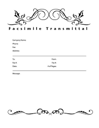 Printable Fax Cover Sheet Best Printablesfax Cover Sheets Images