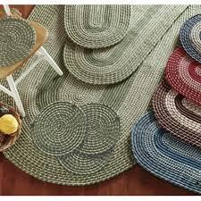7 piece bristol braided rug set by madison