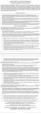 Cfo Resume Writer CEO COO CFO CFO CMO CIO CTO Executives 75