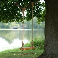 Tree Swing Reclaimed Floor Joist Tree Swing Terrain