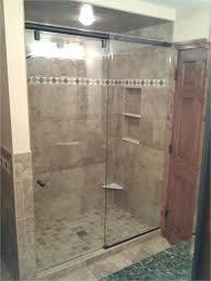attractive sliding shower door replacement collection bathroom cr laurence