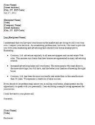 Sale Letter Sample Under Fontanacountryinn Com